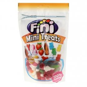 Caramelos de goma Mini Treats Fini sin gluten 180 g.