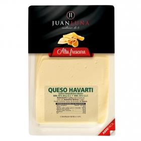 Queso havarti madurado graso Juan Luna 200 g.