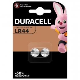 Pack de 2 Pilas LR44 Duracell