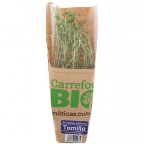 Tomillo ecológico Carrefour Bio granel maceta