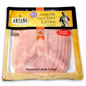 Jamón cocido extra loncheado De Antaño 180 g