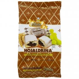 Hojaldrina rellena de crema de cacao Mata 400 g.