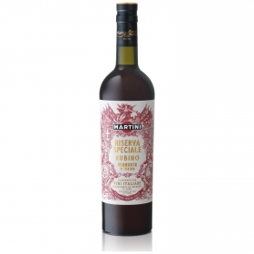 Vermut Martini reserva rubino 75 cl.