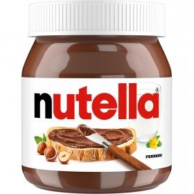 Crema de cacao con avellanas Nutella 450 g.