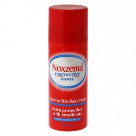 Espuma de afeitar extra protección Noxzema 50 ml.
