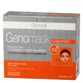 Mascarilla facial Genomask Genové 1 ud.
