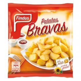 Patatas bravas Findus 600 g.