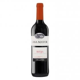 Vino D.O. Rioja tinto crianza Casa Mayor 75 cl.