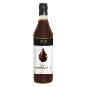Crema de chocolate 1010 premium 70 cl.