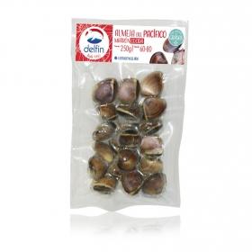 Almeja marrón Delfín 250 g.