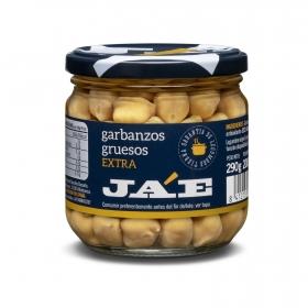 Garbanzo cocido categoría extra Jae 200 g.