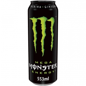 Bebida energética Monster Green 55,3 cl.