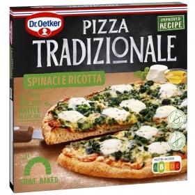Pizza de espinaca Tradicionale Dr. Oetker 405 g.