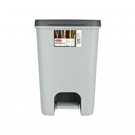 Cubo  de basura de Plástico Curver Essentials 20 Litros - Gris
