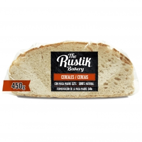 Hogaza de cereales The Rustik Bakery 450 g.