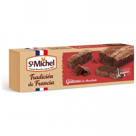 Pastel de chocolate StMichel 240 g.