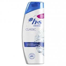 Champú anticaspa Classic para cabello normal H&S 360 ml.