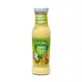 Salsa para ensalada Heinz botella 285 g.