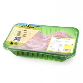 Paletilla de conejo Calidad y Origen Carrefour 400 g aprox