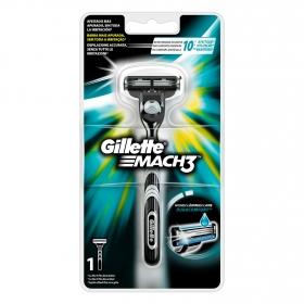 Maquinilla de afeitar Gillette Mach3 1 ud.