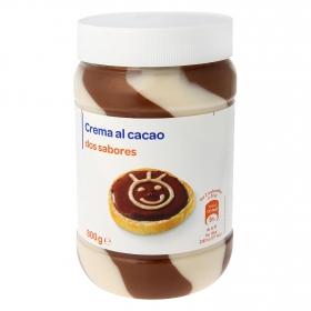 Crema de cacao y leche 800 g.
