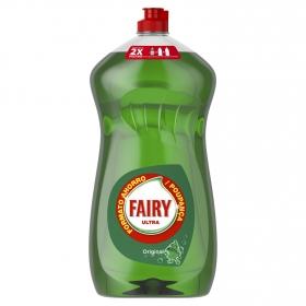 Lavavajillas a mano ultra Original Fairy 1,25 l.