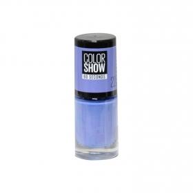 Laca de uñas Color Show nº 043 Red Apple Maybelline 1 ud.