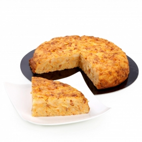 Tortilla de patata con chorizo 1,5 Kg
