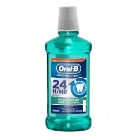 Colutorio Pro-Expert Limpieza Profunda Menta Fresca Oral-B 500 ml.