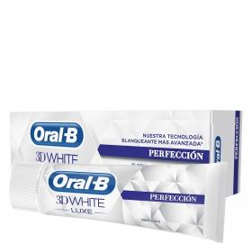 Dentífrico 3D White Luxe Perfección Oral-B 75 ml.