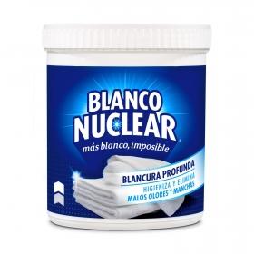 Quitamanchas blanco nuclear en polvo Iberia 450 g.