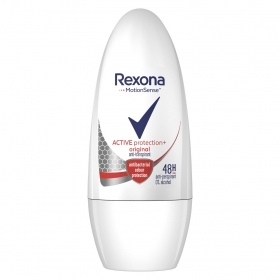 Desodorante roll-on para mujer Active Protect Odour Protection Rexona 50 ml.