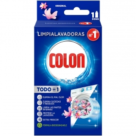 Limpia lavadoras Colon 250 ml.