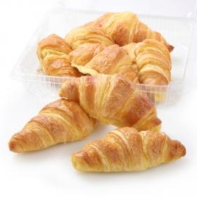 Croissant recto grande de mantequilla Carrefour 8 ud