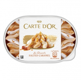 Helado de caramelo Carte D'or 900 ml.