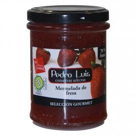 Mermelada de fresa Pedro Luis sin gluten 220 g.