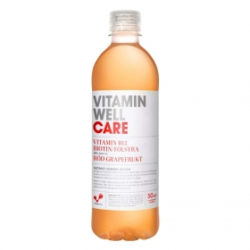 Bebida Isotónica Care Vitamin Well botella 50 cl.
