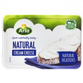 Queso de untar natural Arla 150 g.