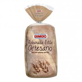Rebanada estilo artesano Bimbo 600 g.
