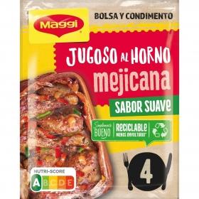 Sazonador receta mejicana Jugoso al Horno Maggi 1 ud.