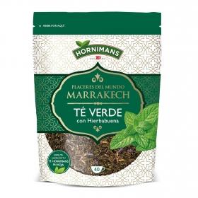 Te Verde Marrakech con hierbabuena Hornimans 85 g