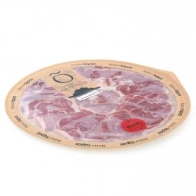 Jamón ibérico de cebo en lonchas Señorío de Olivenza 90 g