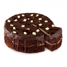 Brownie cake Carrefour 1 ud