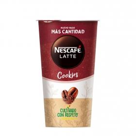 Café latte Nescafé Shakissimo 190 ml.