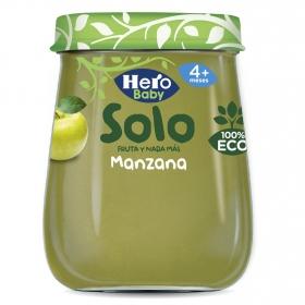Tarritos Hero Baby Manzana Verde Ecológica 120gr