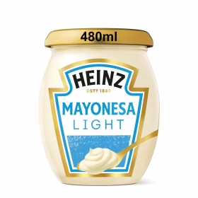 Mayonesa ligera Heinz tarro 450 ml.
