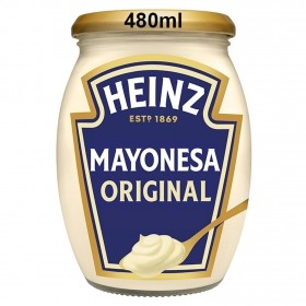 Mayonesa Heinz tarro 450 ml.