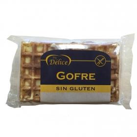 Gofre sin glutén Try Délice sin gluten pack de 4 unidades de 25 g.