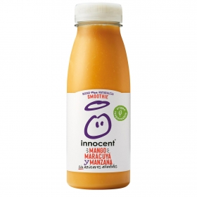 Smoothie de mango innocent botella 25 cl.