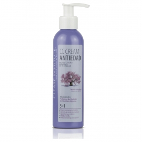 CC Cream antiedad 5 en 1 Clearé Institute 200 ml.